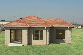 These luxurious family homes are now for sale as plot & plan properties !!!!  Free Standing, Full title Homes!!!  Priced from r 468 ...