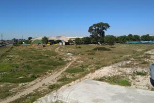 Well positioned land on Sacks circle  Zoned General Industrial Close to Cape Town ...