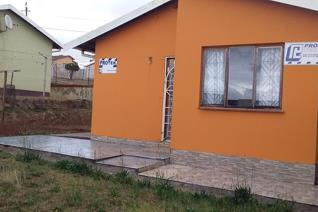 This beautiful 3 Bedroom house is in a quiet street in Ncambedlana.It would be very ideal for a small family's first property.  It ...
