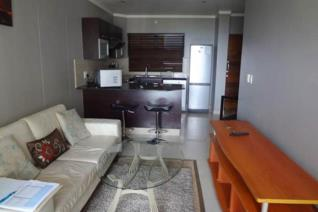 Sandton Central  1 bed 1bath  fully furnished Open plan kitchen with washing machine and ...