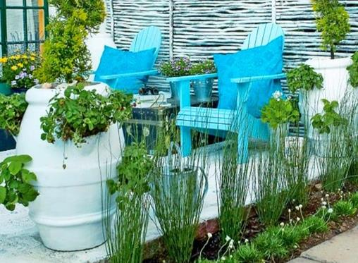 'Perk up' your patio with this easy weekend DIY project