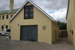 Witkin Building 200m2 Warehouse has roller shutter door, toilet, kitchenette and mezzanine.  The 2 offices and second toilet can be ...