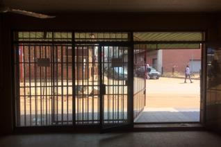 the ideal shop to let in one one of the busy town it the Limpopo province under Vhember district municipality in the town  of ...
