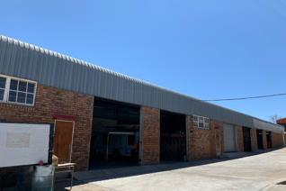 998m Warehouse on a 6179m stand - Prime location in Ladine. Property to sell at R6 600 000.00 The property is registered in a CC with ...
