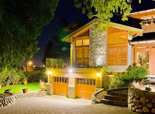 Clever outdoor lighting tips to increase aesthetics and security
