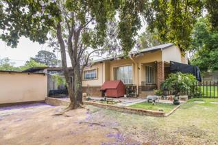 Family home on 992 sqm erf with borehole and established garden. Large lounge/dining ...