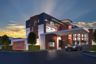 The Bailey's lavish two-bedroom, two-bathroom duplex homes, featuring a lock-up garage ...