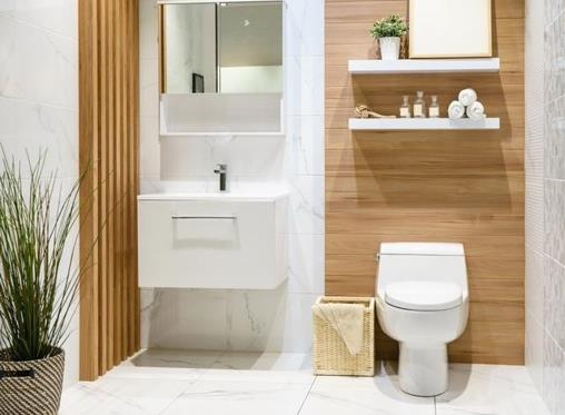 4 'fashion-forward' bathroom décor trends you'll love