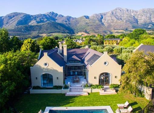 Cape Winelands property market bounces back after drought