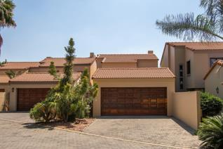 A welcoming and secure home in sought after Fourways estate, well linked to main roads ...