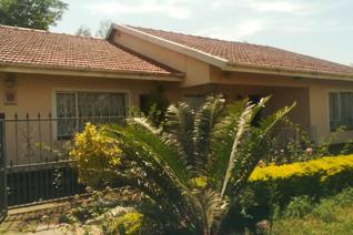 In the Southridge area, vertically opposite the petrol station is prime property with a 4 bedroom house and a double garage. The ...