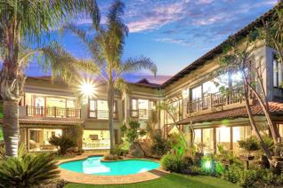 Live in pure luxury in this Bali-styled, pristine home ideally situated in a secure ...