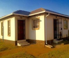 House for sale in Witbank Ext 9