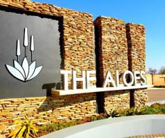 House for sale in The Aloes Lifestyle Estate