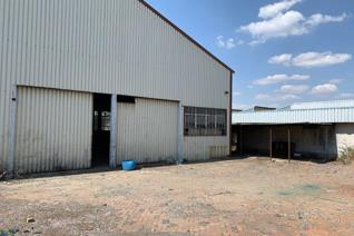 The premises available is ideally located within a well developed industrial node in ...