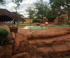 Farm for sale in Dinokeng