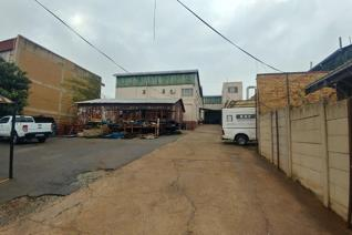 A spacious multi-use warehouse is available for sale in Industria North and has all ...