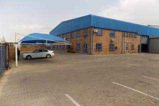 Measuring 2 292m2 of which the Warehouse is 1580m2 and the offices are 712m2, this ...