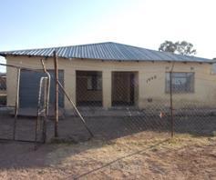 House for sale in Ezibeleni