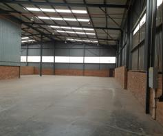 Industrial Property for sale in Jet Park