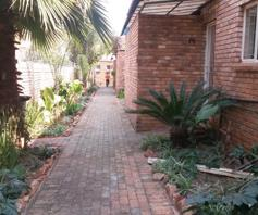 Townhouse for sale in Wonderboom South