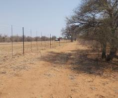 Farm for sale in Lephalale