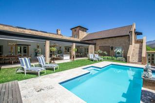 The desirable Domaine des Anges Estate will delight you from the moment you drive onto ...
