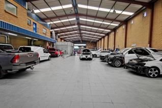 An ideal and highly sustainable business situated in the heart of Pretoria West. Most industrial and motor industry businesses occupy ...