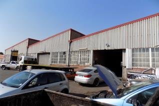Building 1 2 x warehouse/workshop areas 3 phase power 5-6m floor to eaves height Office ...