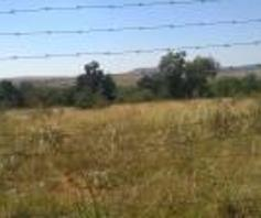 Farm for sale in Sterkfontein A H