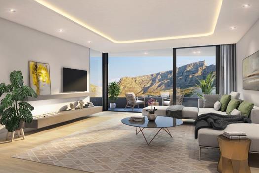 2 Bedroom Apartment / Flat for sale in Oranjezicht