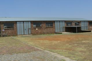 This business was started 30 years ago and is well known in Parys & surrounding areas. The commercial property consists of various ...