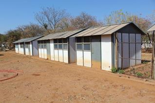 The property is currently occupied by Telkom and utilised as a Telkom Customer Services ...