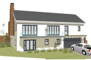 Brand new, spacious house under construction in Monte Christo. Designed to enjoy ...