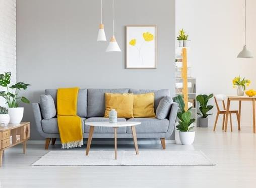 Refresh your living room with these 4 budget-friendly tips