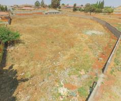 Vacant Land / Plot for sale in Lenasia South