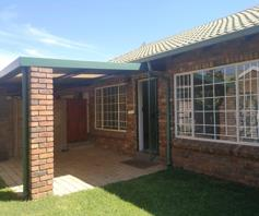 Townhouse for sale in Pretoria Central