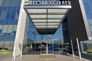 Office space available to let at Oxford Corner, Rosebank ranging from 150 to over ...