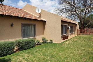 Lounge with Air-con Dining room with fan Open Plan Kitchen 3 Bedrooms 2 Full Bathrooms Braai-area Fully fenced Alarm System 2 Garages ...