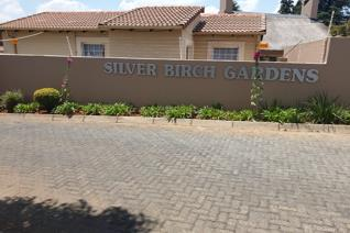 This townhouse consist of the following: 2 big bedrooms. Open plan lounge and kitchen. 1 Bathroom  1 Carport with lots of parking Small ...