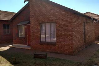 Secure living at its best in the heart of Soweto 2 bedrooms with built ...