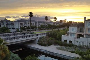 Breathtaking sunsets with Table Mountain views from this double volume Penthouse on the ...