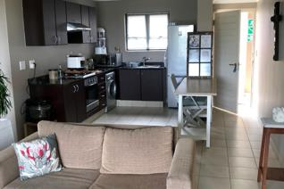 Ever so comfortable. This beautiful 1st-floor 2 bedroom 2 bathroom apartment is situated in a secure complex with remote access only ...