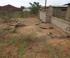 Vacant Land / Plot for sale in Tswinga