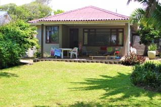 This stunning beach house situated on the beach at South Port blue flag beach one of the ...