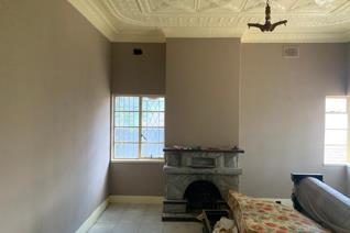 Entrance with front veranda Lounge with stunning fireplace   Three bedrooms One Bathroom Pre-Paid meter Water, Sewage, Refuse not ...
