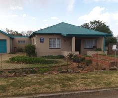 House for sale in Theunissen