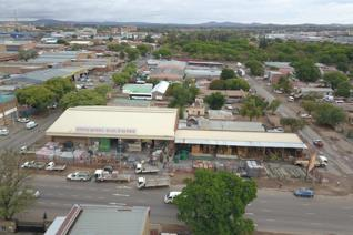 PRIME HARDWARE BUILDING TRIPLE NET LEASE - BUCO POLOKWANE CBD 5 Rissik Street l Pietersburg Central Portion 1 of Erf 313 and Erf 313 ...