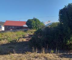 Vacant Land / Plot for sale in Stilbaai Wes