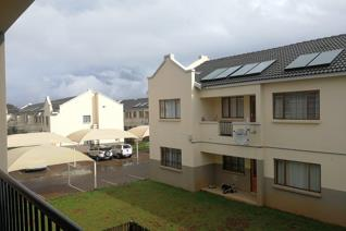 A spacious, beautiful and secured 2 bedroom apartment with 2 bathrooms available to rent in Morgenhof Golf Estate. It has an open plan ...
